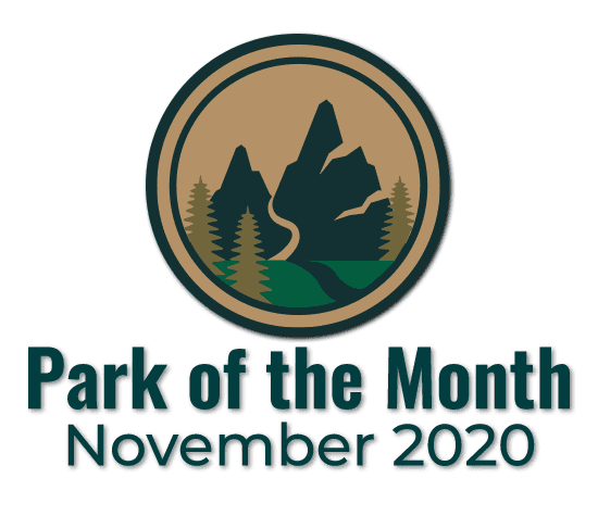 Park of the Month - November 2020