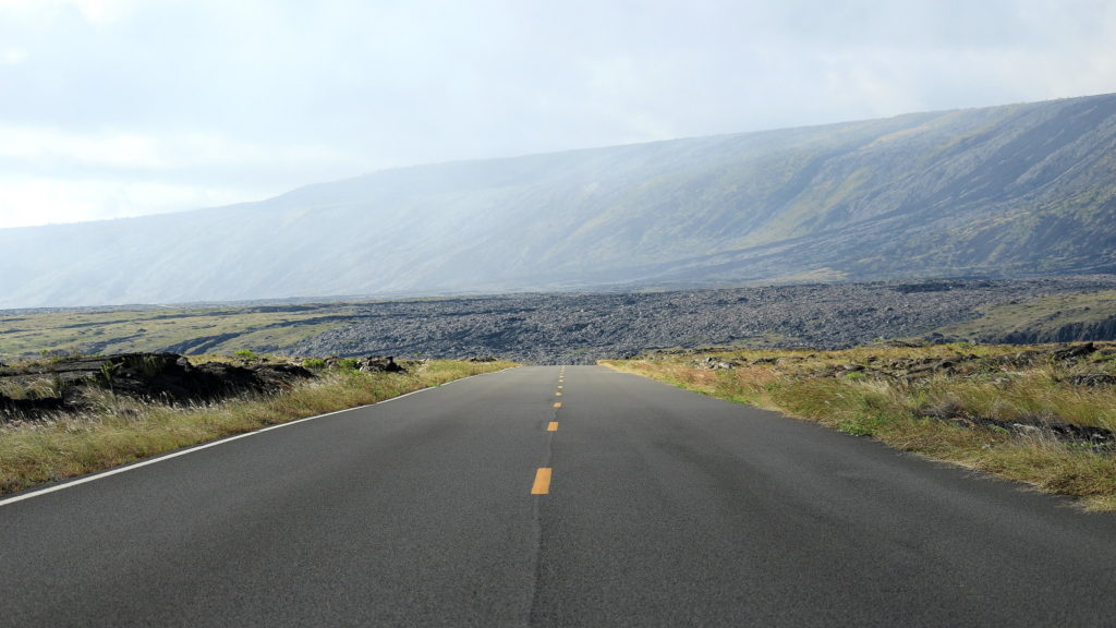 Chain of Craters Rd, Hawaii Volcanoes National Park