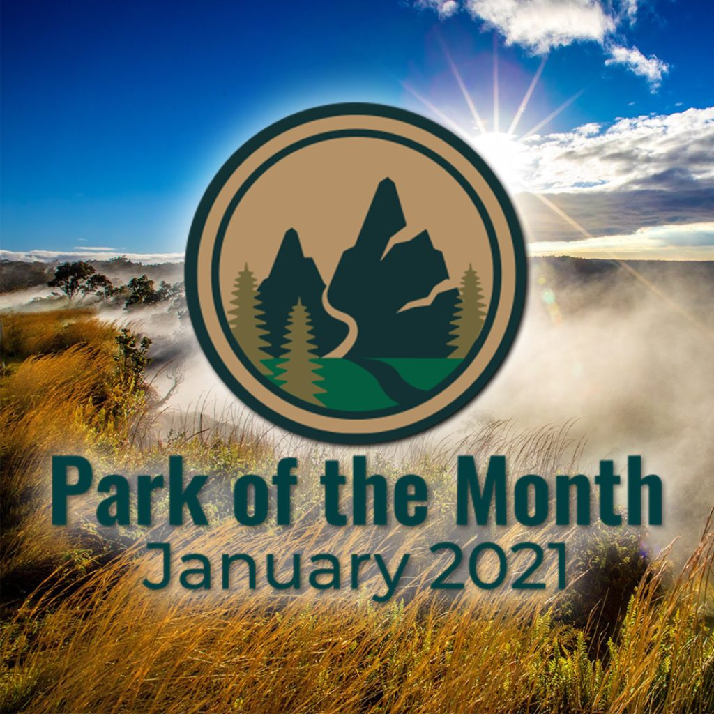 January 2021 - Park of the Month - Instagram