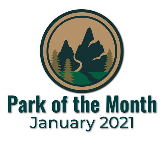 Park of the Month - January 2021