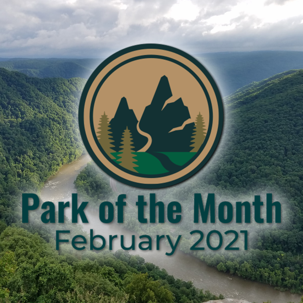 February 2021 - Park of the Month - Instagram