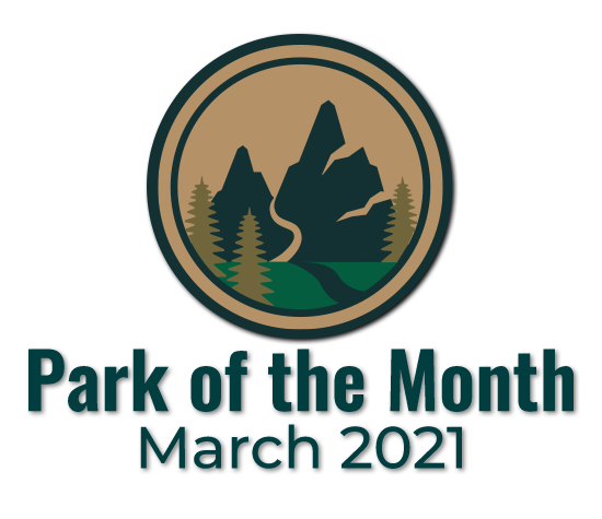 Park of the Month - March 2021
